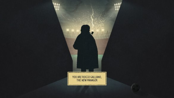 Football Drama is a turn-based card game about... football 13