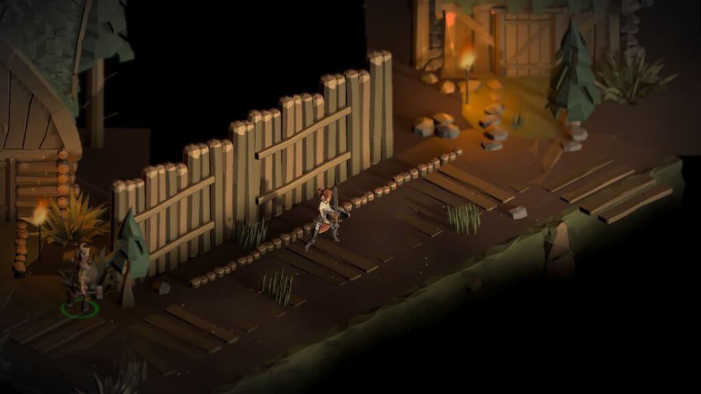 Crumbling World - A Dark Fantasy Lowpoly Action RPG 3