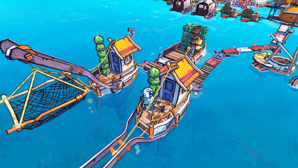 Flotsam is out now in Early Access 1