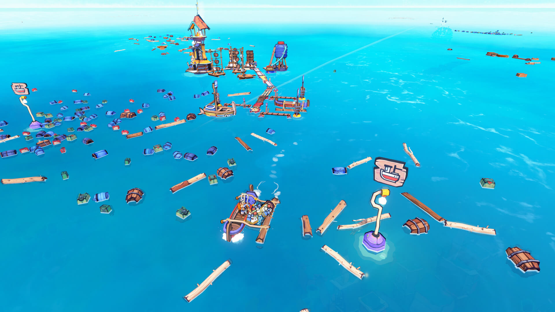 Flotsam is out now in Early Access 2