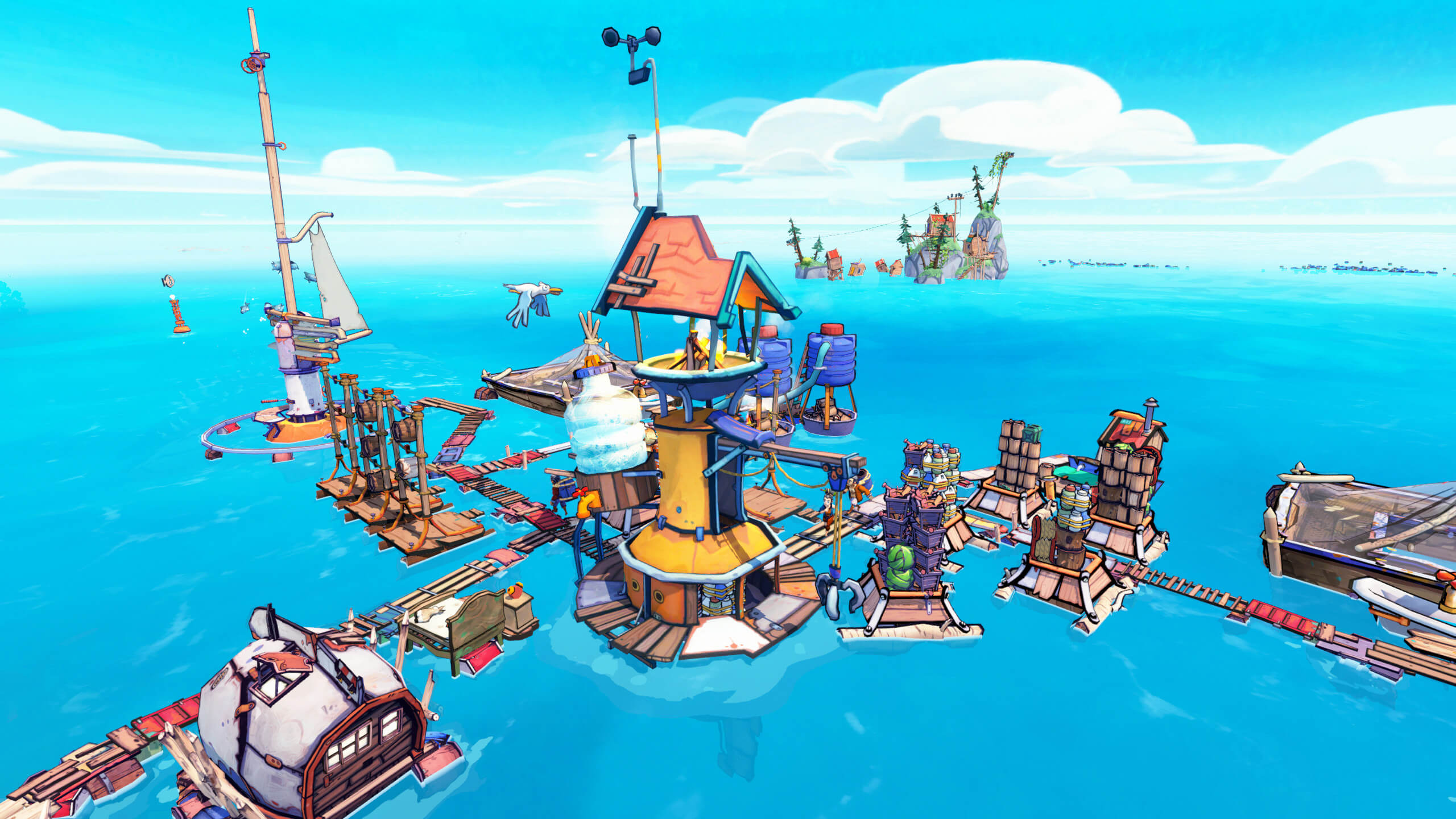 Flotsam is out now in Early Access 4