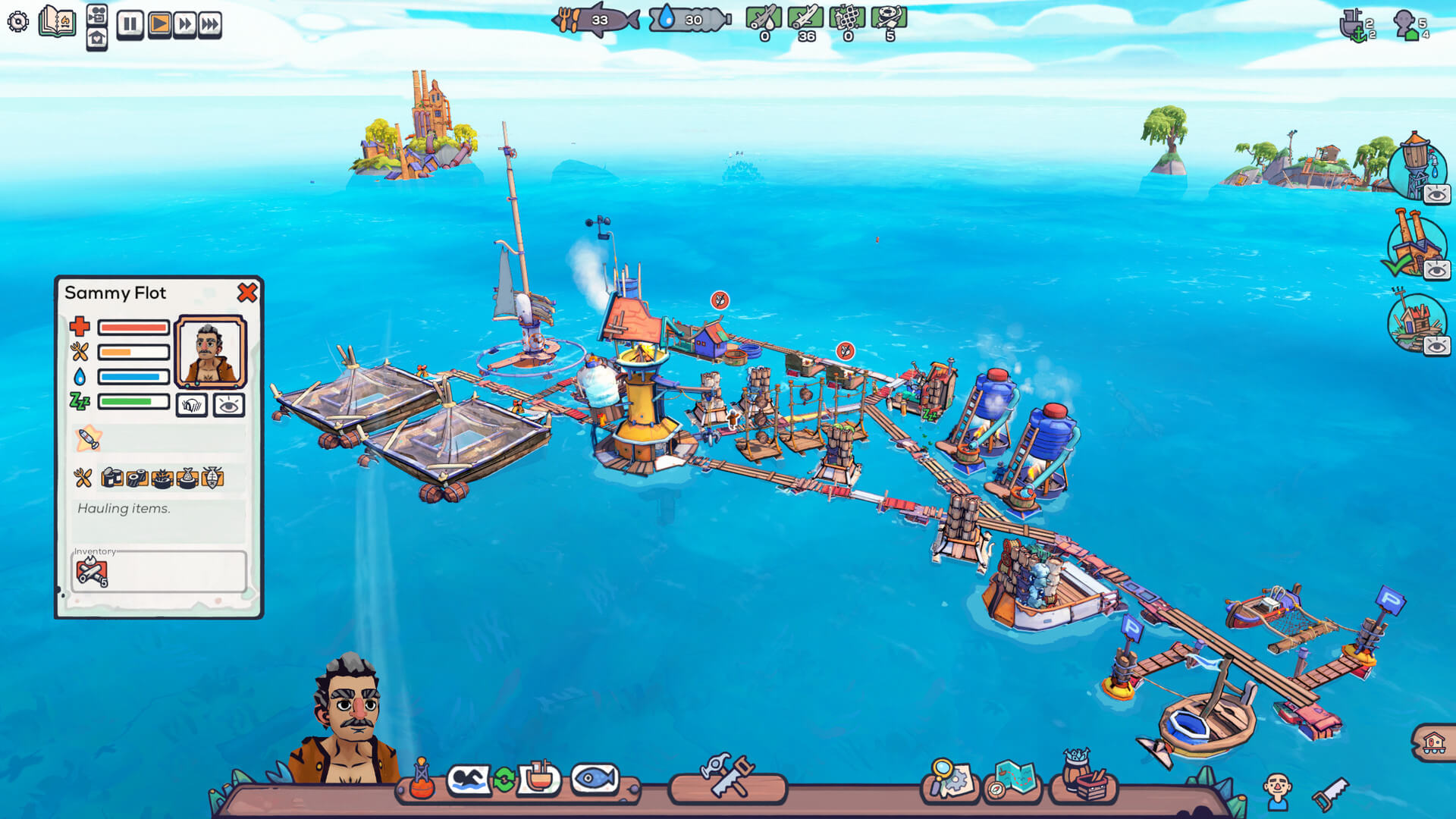 Flotsam is out now in Early Access 5
