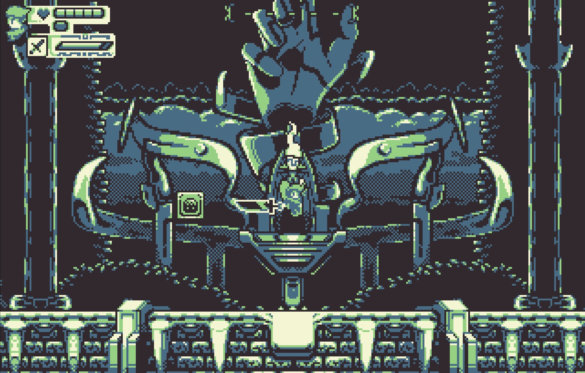 Revive the GameBoy era with Linked Mask 5