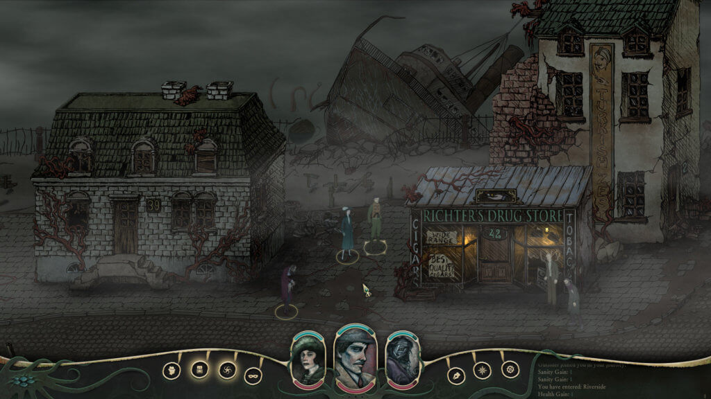 Stygian: Reign of the Old Ones out on Steam 2