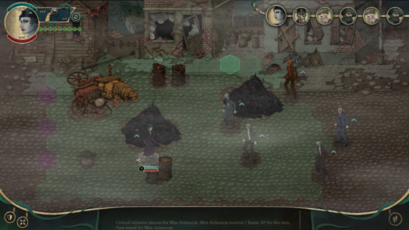 Stygian: Reign of the Old Ones out on Steam 3