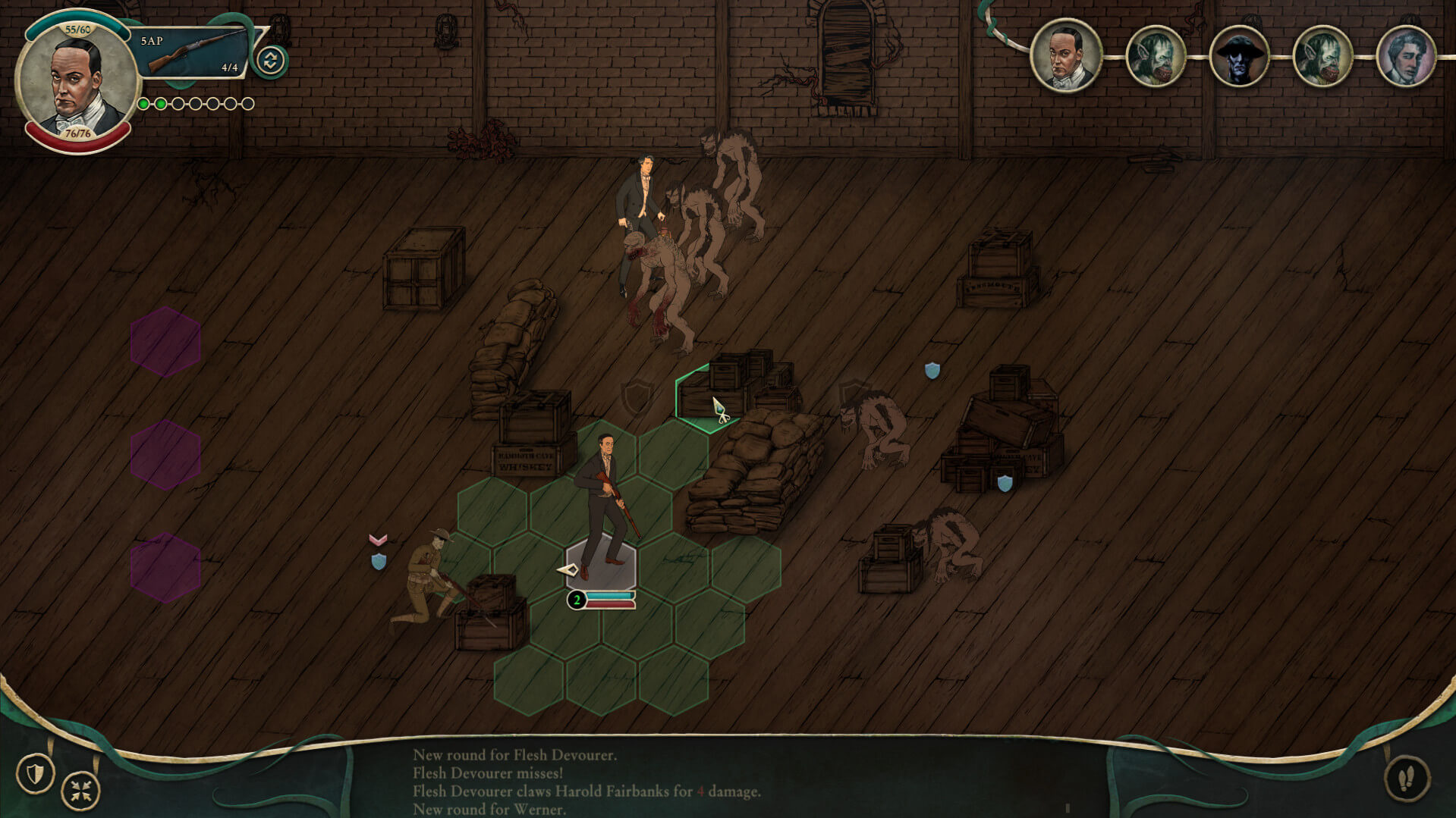 Stygian: Reign of the Old Ones out on Steam 4