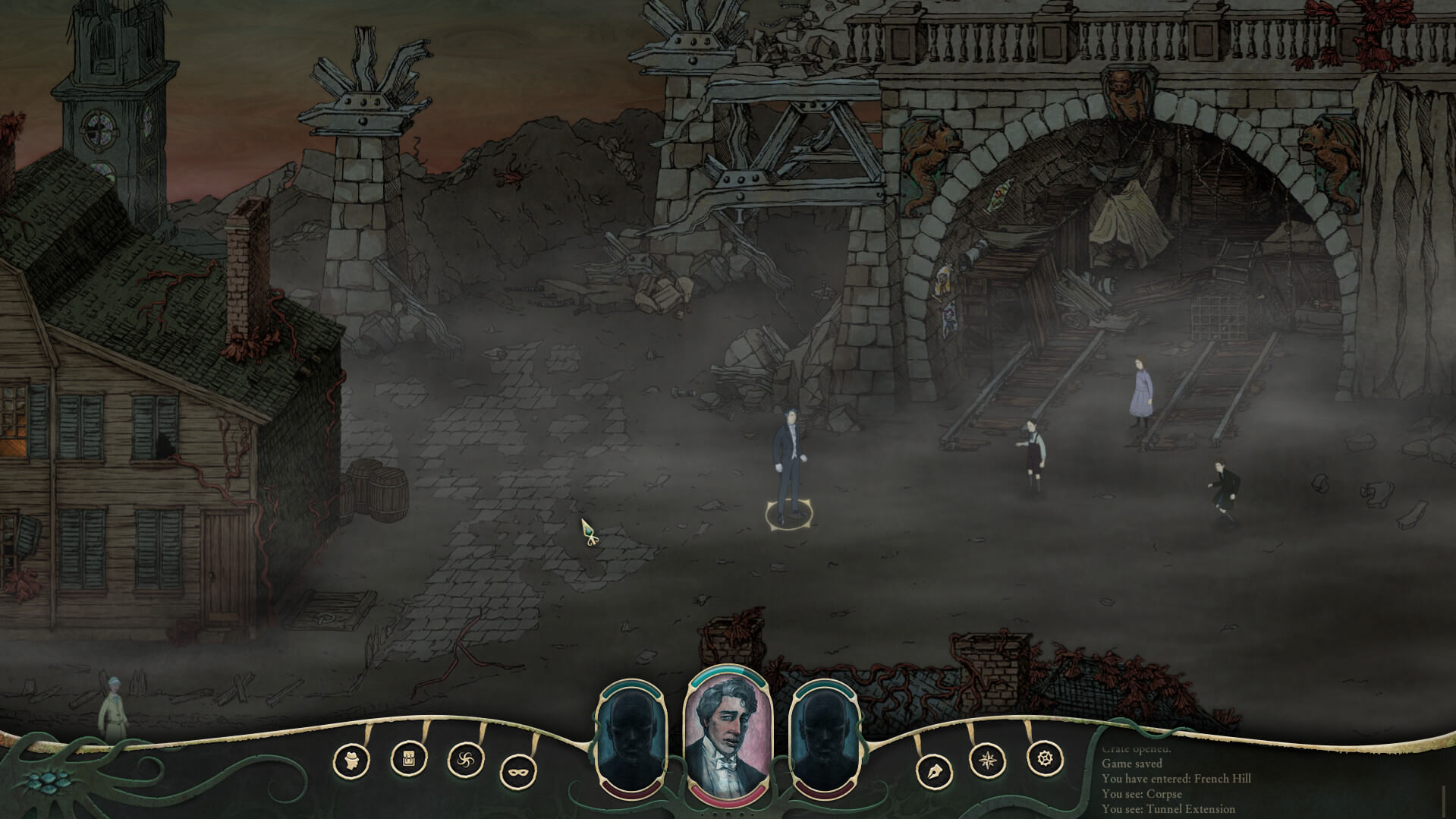 Stygian: Reign of the Old Ones out on Steam 5