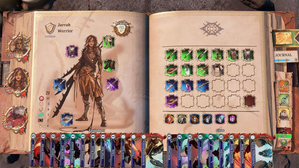 Trial of Fire brings tabletop RPG to life