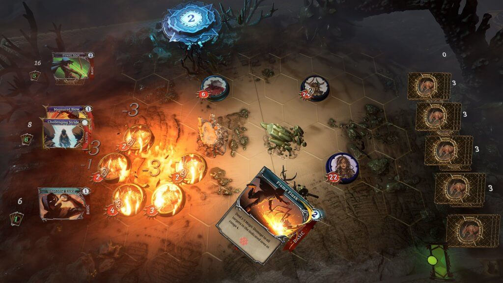 Trial of Fire brings tabletop RPG to life 10