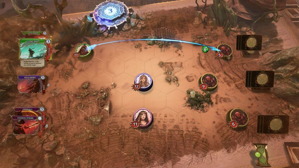 Trial of Fire brings tabletop RPG to life 4