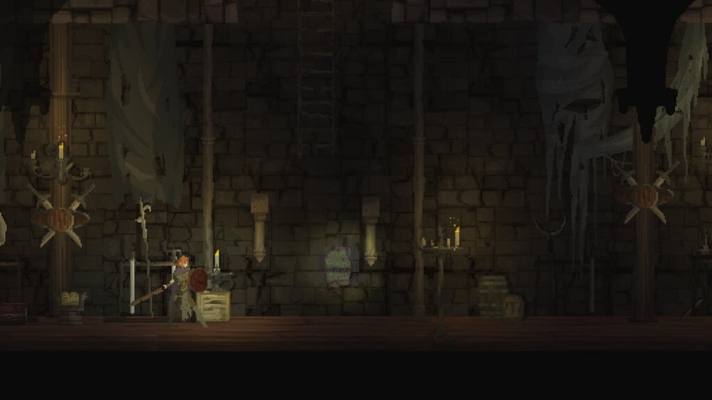 Action RPG Dark Devotion arriving October 24th on consoles