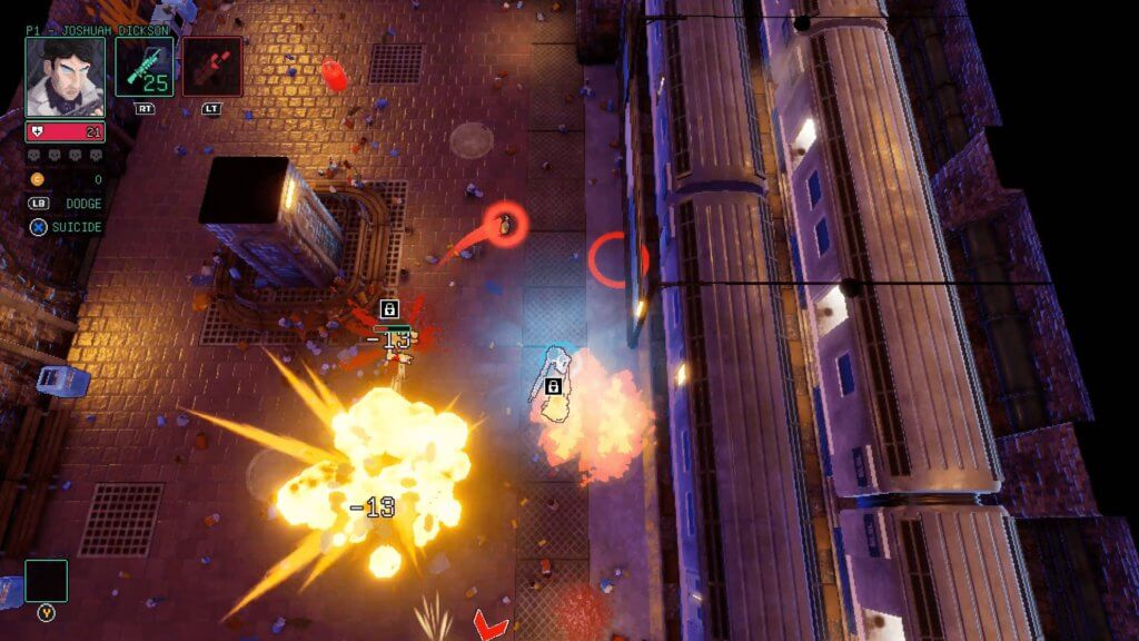 HyperParasite is your next rogue-lite SHMUP adventure 7