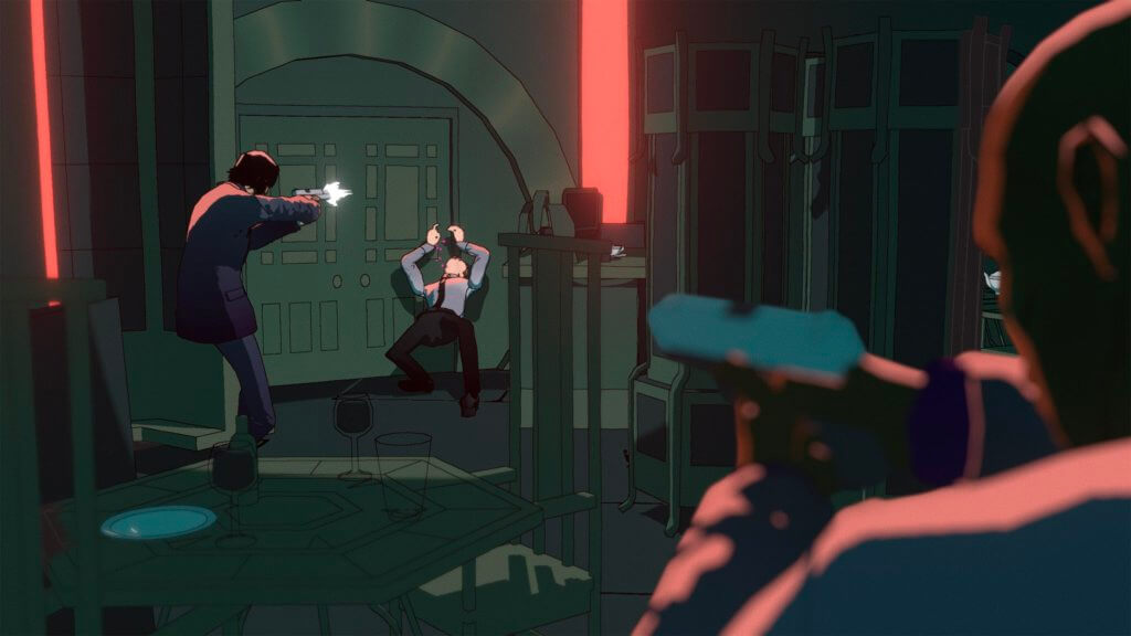 John Wick Hex set to be out 8th October 1