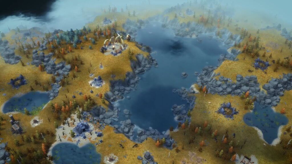 Massive free update Northgard: Conquest out now