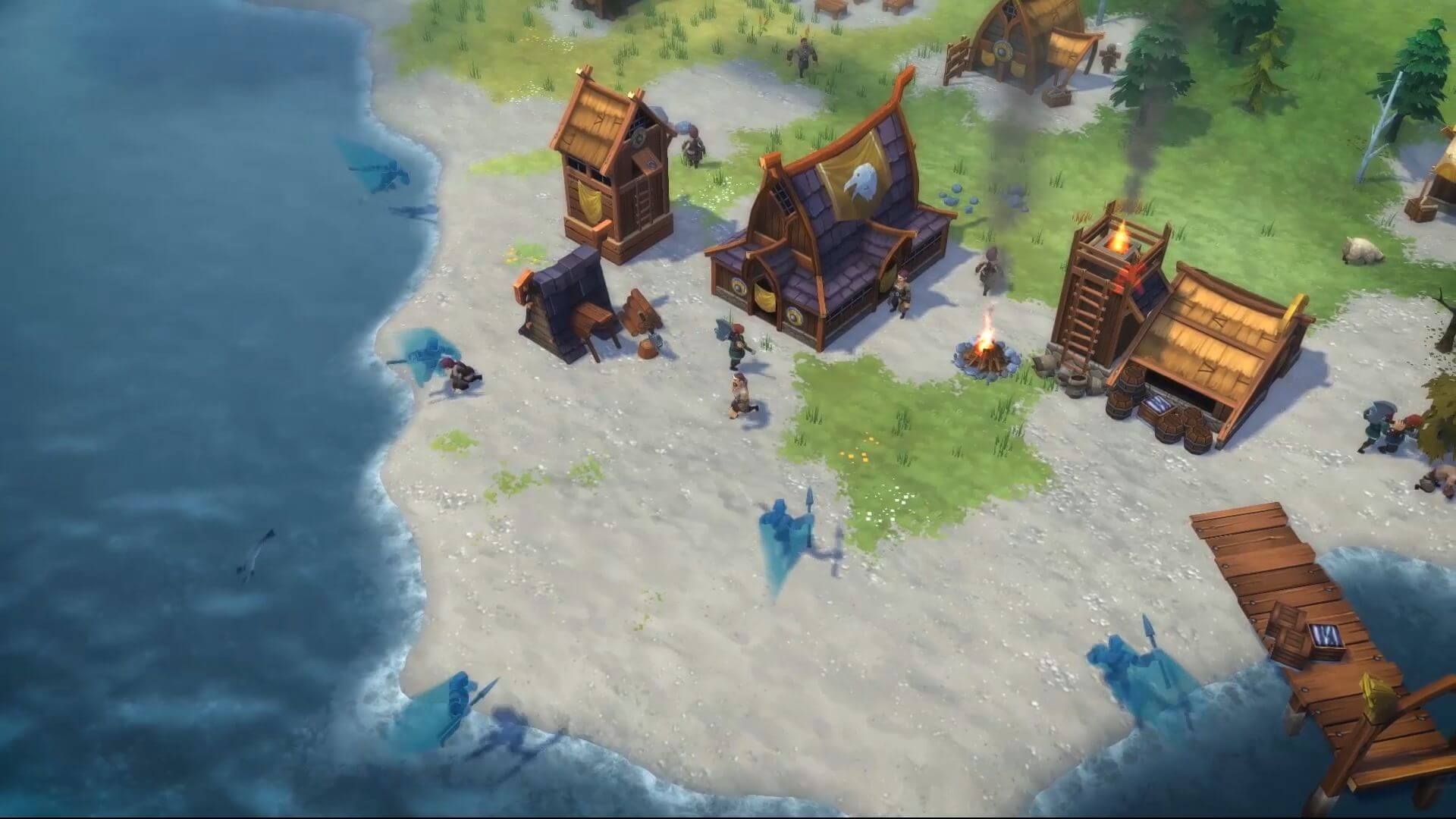 Massive free update Northgard: Conquest out now 1