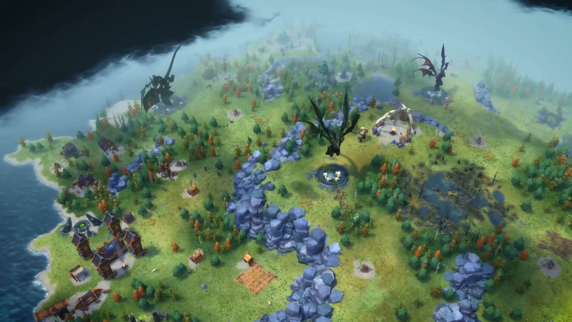 Massive free update Northgard: Conquest out now 2