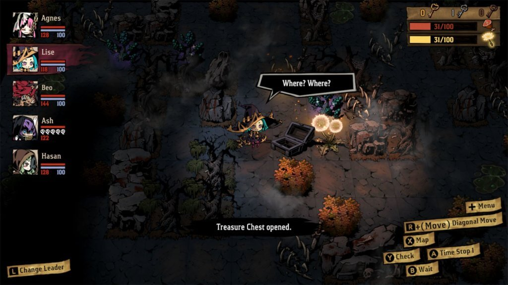 MISTOVER - a beautiful dungeon crawler RPG 1