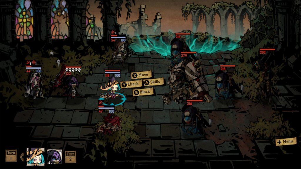 MISTOVER - a beautiful dungeon crawler RPG 2