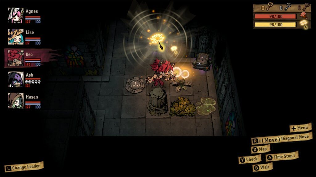 MISTOVER - a beautiful dungeon crawler RPG 3