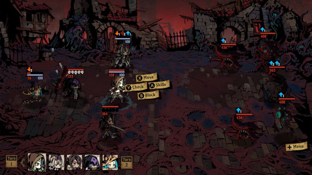 MISTOVER - a beautiful dungeon crawler RPG 4
