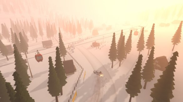 art of rally - a stylized rally experience from the creator of Absolute Drift. 1
