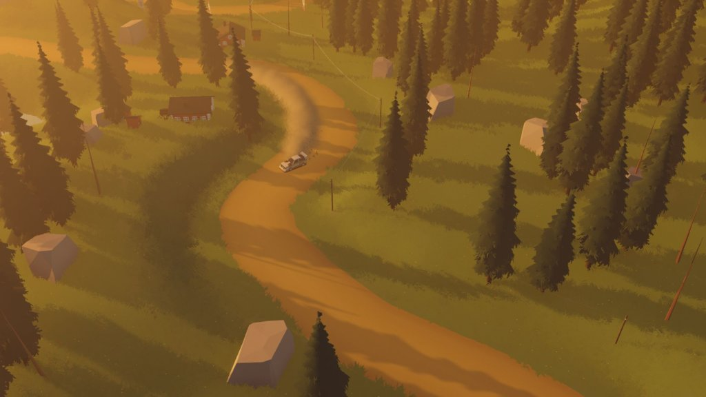 art of rally - a stylized rally experience from the creator of Absolute Drift. 2