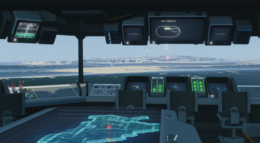 MicroProse announces the Release Date for Carrier Command 2: 10th of August! 2
